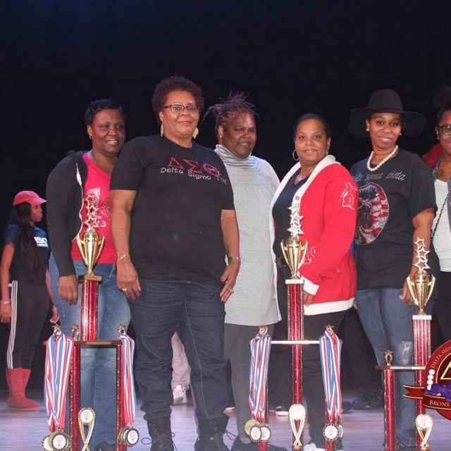 BXACDST members served as judges for the youthstepusa competition inhellip