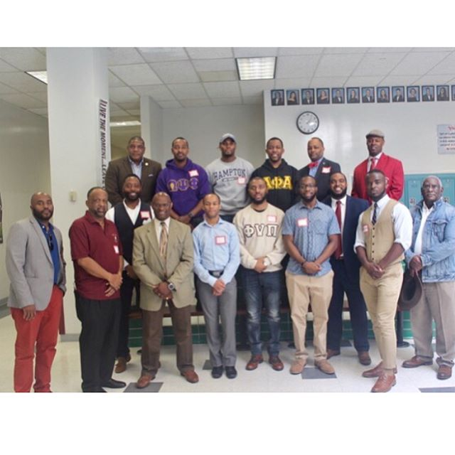 We appreciate all of our male mentors who volunteered onhellip