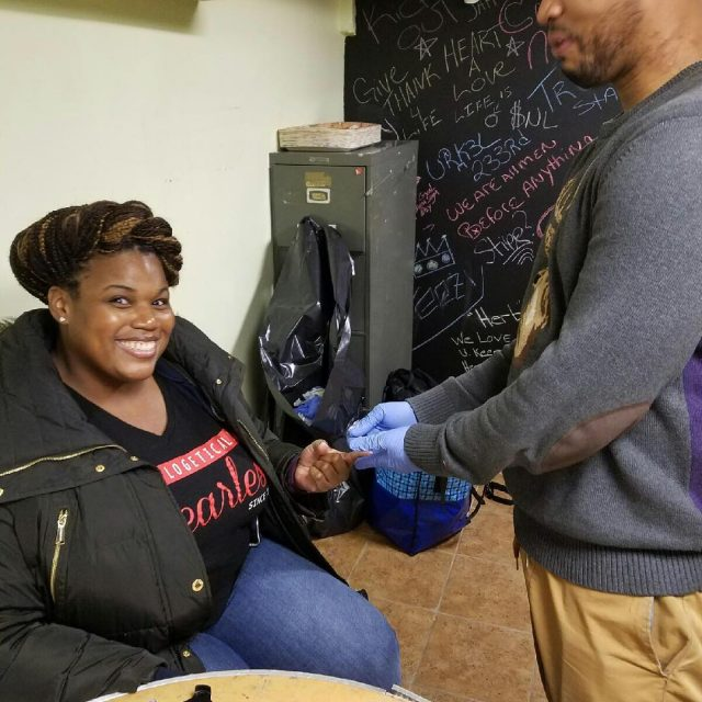 All smiles BXACDST member getting tested We talk the talkhellip