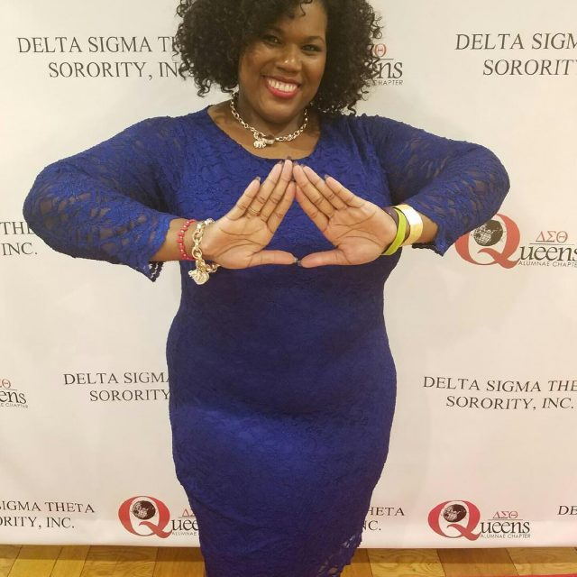 BXACDST member at the annual DSTQUAC Soiree DST1913 DST104 deltasigmatheta
