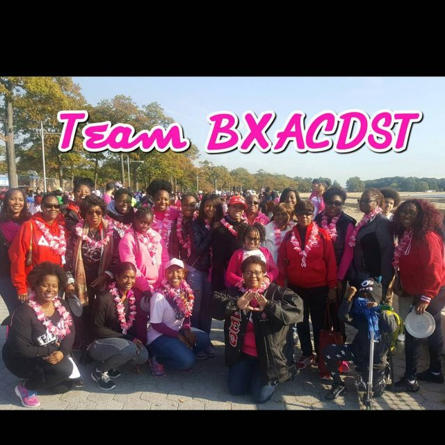BXACDST is MakingStrides Against Breast Cancer  Orchard Beach DSThellip