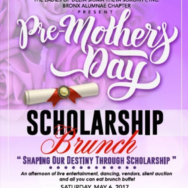 Saturday May 6 is our PreMothers Day scholarship luncheon! Ticketshellip