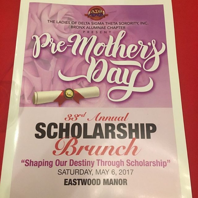 Our PreMothers Day scholarship brunch is here! Check out somehellip